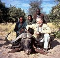 Ron Berry Cape Buffalo
